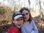 Anna Leah and Mary Karth