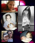 Collage of Mary Karth